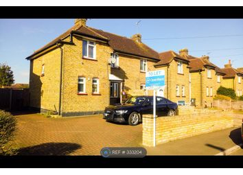 Thumbnail 3 bed semi-detached house to rent in Crane Avenue, Isleworth