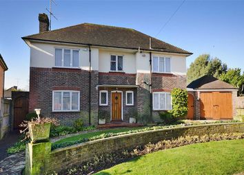 Thumbnail 4 bed detached house for sale in Hillside Avenue, Offington, Worthing, West Sussex