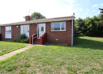 Thumbnail 2 bed bungalow for sale in Queensway, Normanton