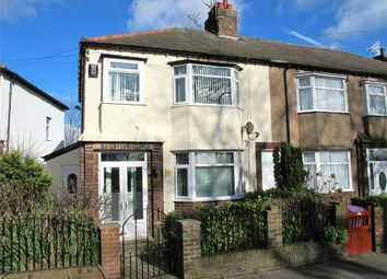 Thumbnail 3 bed end terrace house for sale in Long Lane, Garston, Liverpool, Merseyside