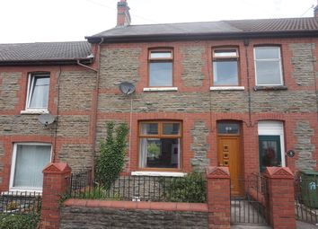 Thumbnail 3 bed terraced house for sale in Fair View, Blackwood