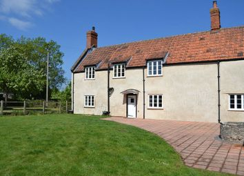 Thumbnail 3 bed semi-detached house to rent in Polsham, Wells