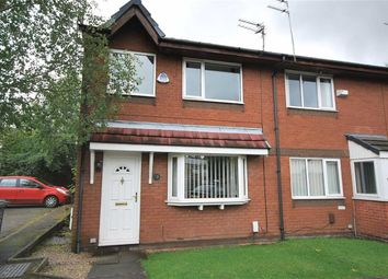 Thumbnail 3 bed mews house to rent in Newholme Gardens, Walkden, Manchester