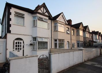 Thumbnail 4 bedroom end terrace house to rent in Kingston Road, Ilford