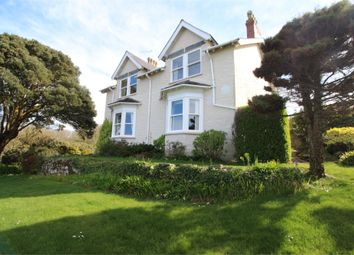 Thumbnail 4 bed detached house to rent in Les Godaines, George Road, St Peter Port