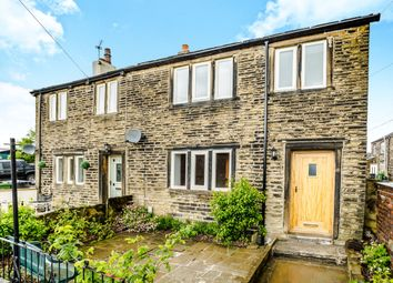 Thumbnail 2 bed semi-detached house for sale in Crosland Hill Road, Crosland Hill, Huddersfield