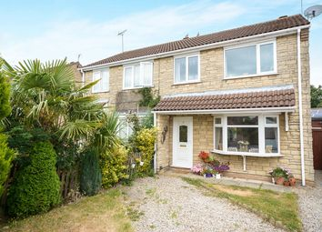 Thumbnail 3 bed semi-detached house for sale in Sywell Close, Lincoln