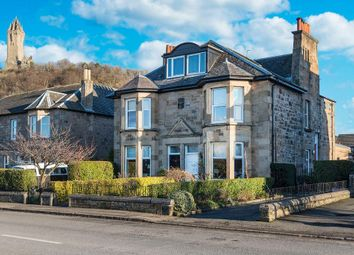 Thumbnail 5 bed semi-detached house for sale in Causewayhead Road, Causewayhead, Stirling, Scotland