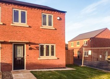 Thumbnail 3 bed semi-detached house for sale in Watterson Close, Mountsorrel, Loughborough