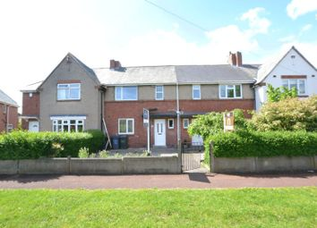 Thumbnail 3 bed terraced house for sale in Cragside, High Heaton, Newcastle Upon Tyne