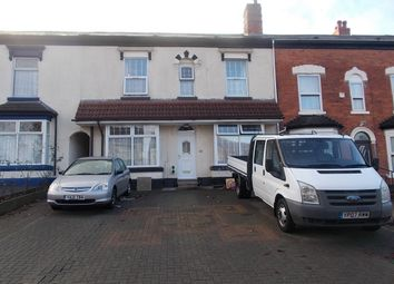 Thumbnail 4 bed terraced house for sale in Frederick Road, Stechford