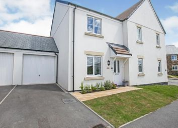 Thumbnail 2 bed semi-detached house for sale in Goonhavern, Truro, Cornwall