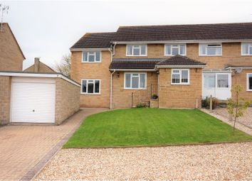 Thumbnail 5 bed semi-detached house for sale in Speke Close, Merriott