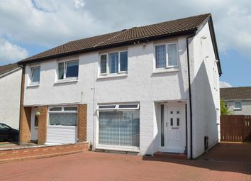 Thumbnail 3 bed property for sale in Formby Drive, Summerston, Glasgow