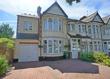 Thumbnail 5 bedroom end terrace house for sale in Marlborough Road, London