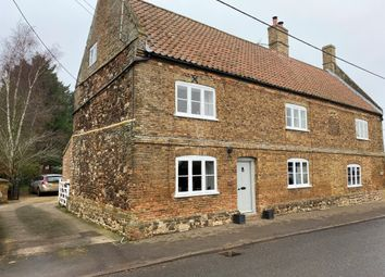 Thumbnail 5 bedroom semi-detached house for sale in Main Road, Crimplesham, King's Lynn
