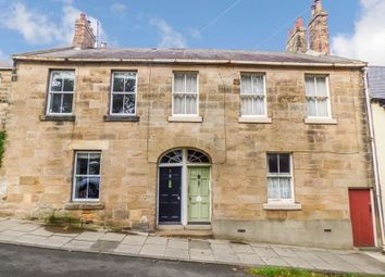 Thumbnail 4 bed terraced house for sale in Grosvenor Terrace, Alnwick