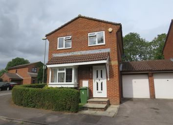 Thumbnail 3 bed link-detached house for sale in Galloway Close, Basingstoke