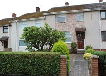 Thumbnail 3 bed terraced house for sale in Carron Walk, Dundonald, Belfast