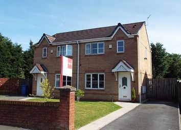 Thumbnail 3 bed semi-detached house for sale in Alderbrook Road, Little Hulton, Manchester, Greater Manchester