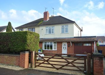 Thumbnail 3 bed semi-detached house for sale in Westfield Road, Brockworth, Gloucester