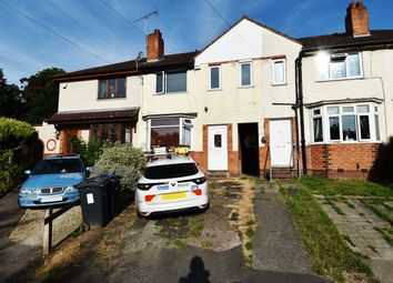 Thumbnail 3 bed terraced house to rent in Falfield Grove, Longbridge, Birmingham