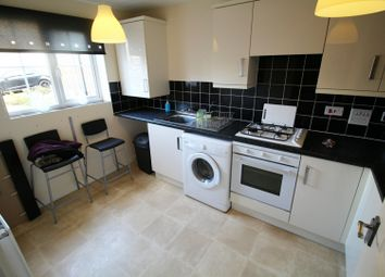 Thumbnail 2 bed terraced house for sale in Oxford Place, Consett, Durham, Durham