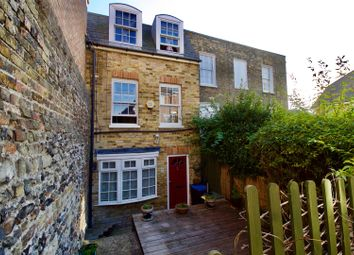Thumbnail 2 bed semi-detached house to rent in Vicarage Place, Margate