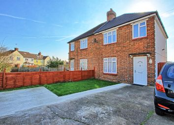 Thumbnail 3 bedroom semi-detached house for sale in Cundalls Road, Ware