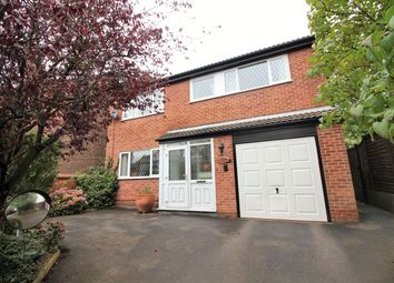 Thumbnail 4 bed detached house for sale in Newdigate Street, Kimberley, Nottingham