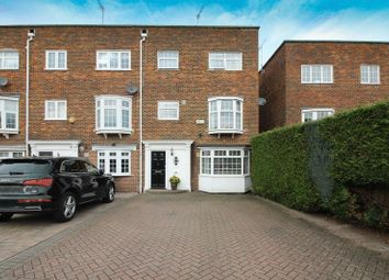 Thumbnail 5 bed end terrace house for sale in Berkeley Close, Elstree