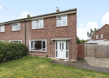 Thumbnail 3 bed semi-detached house for sale in Thatcham, Berkshire