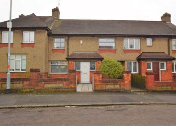 Thumbnail 2 bed terraced house for sale in Malcolm Road, Northampton