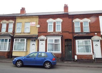 Thumbnail 4 bedroom terraced house for sale in Dogpool Lane, Stirchley, Birmingham, West Midlands