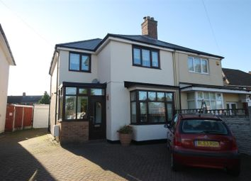 Thumbnail 3 bed semi-detached house for sale in Walker Road, Walsall