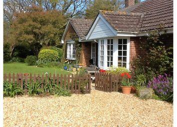 Thumbnail 3 bed detached bungalow for sale in Chalbury, Wimborne