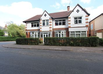 Thumbnail 6 bed detached house for sale in Western Park Road, Leicester