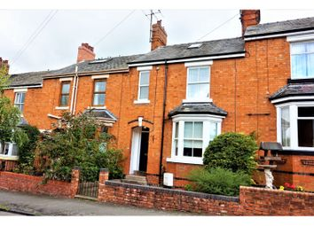 Thumbnail 4 bed town house for sale in Princess Road, Evesham