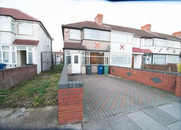 Thumbnail 3 bed semi-detached house for sale in Derley Road, Southall