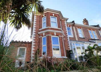 Thumbnail 5 bedroom end terrace house for sale in Elmsleigh Road, Paignton
