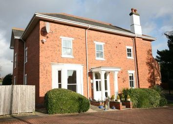 Thumbnail 2 bedroom flat for sale in Hollyoak Way, Cannock, Staffordshire