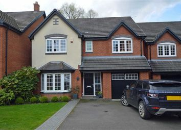Thumbnail 4 bed detached house for sale in Goulton Crescent, Desford, Leicester