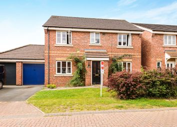 Thumbnail 4 bed detached house for sale in Hopbine Grove, Saxon Gate, Hereford