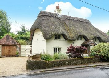 Thumbnail 3 bedroom detached house for sale in Bramdean, Alresford, Hampshire