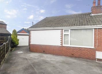 Thumbnail 2 bedroom semi-detached bungalow for sale in Norfolk Drive, Farnworth, Bolton, Lancashire