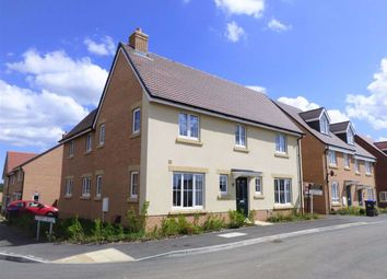 Thumbnail 4 bed detached house for sale in Ploughman Drive, Woodford Halse, Northants
