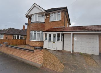 Thumbnail 3 bedroom detached house for sale in Oakside Crescent, Goodwood, Leicester