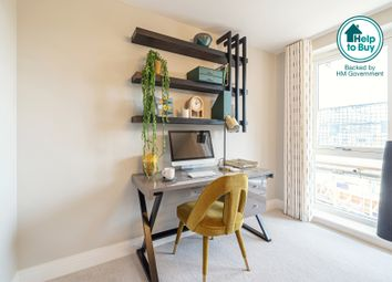 Thumbnail 2 bedroom flat for sale in Waterside Quarter, High Street, Maidenhead