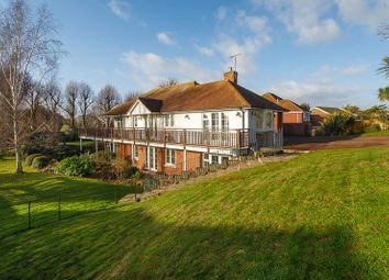 Thumbnail 5 bed detached house for sale in Cliff Road, Hythe