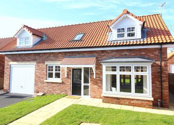 Thumbnail 3 bed detached bungalow for sale in The Paddock, Racecourse Road, Scarborough